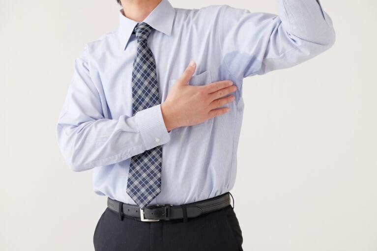 多汗症について
